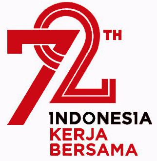 PENYAMPAIAN TEMA dan LOGO PERINGATAN HARI ULANG TAHUN KE-72 KEMERDEKAAN REPUBLIK INDONESIA TAHUN 2017