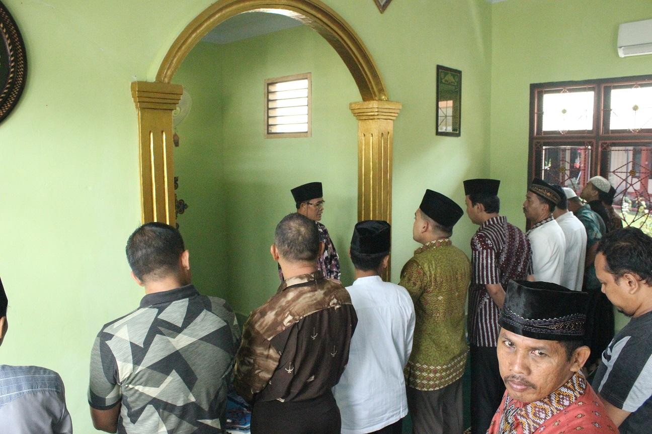 Sholat Ghoib dan Doa Bersama untuk korban JT 610